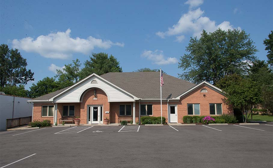 Loveland Ohio dental office building