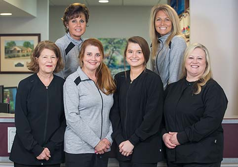 The Gerome & Patrice Family dentistry team